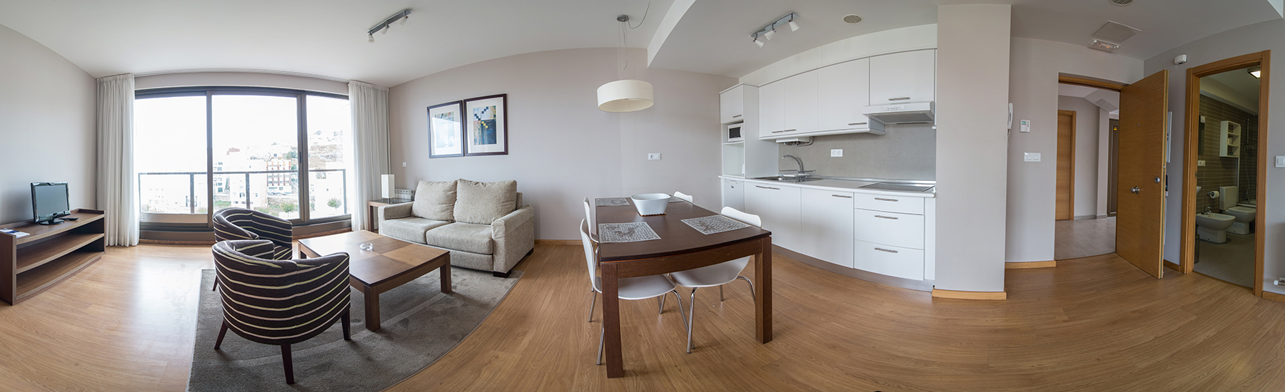 Apartemento 360º